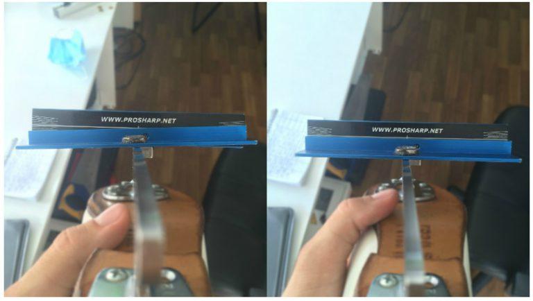 измерение-лезвия